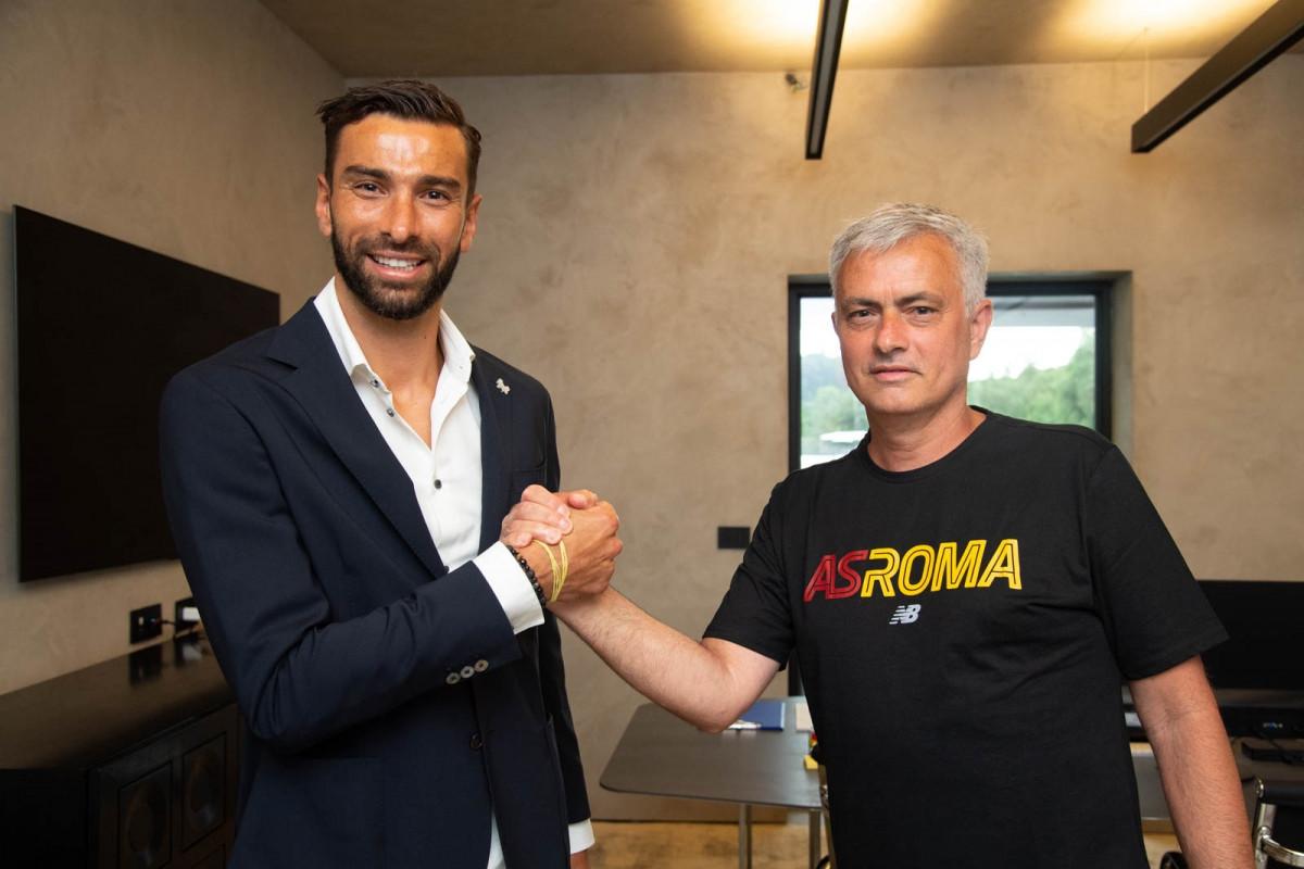 Thủ môn Rui Patricio là tân binh đầu tiên của AS Roma dưới thời Jose Mourinho. (Ảnh: Getty)