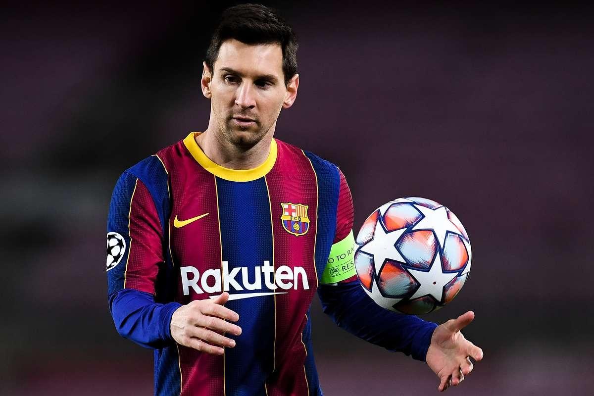 Lionel Messi đạt thỏa thuận gia hạn hợp đồng với Barca. (Ảnh: Getty)