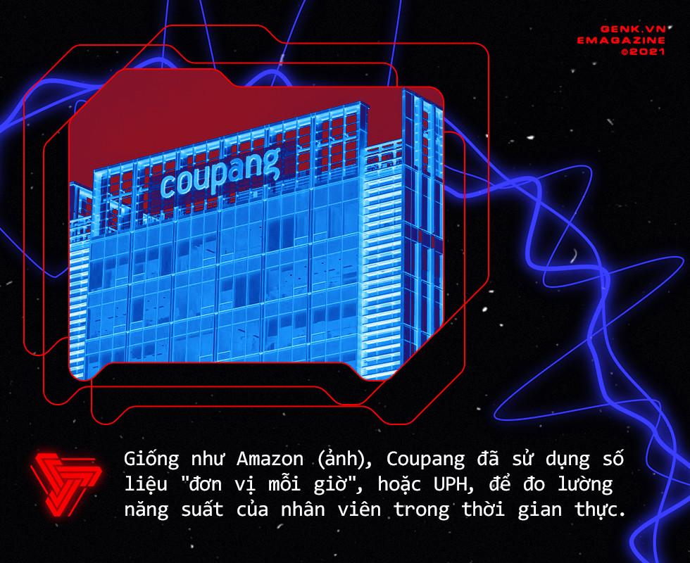 Phía sau thành công của Amazon Hàn Quốc: Nơi nhân viên chỉ như hàng dùng một lần của hệ thống AI - Ảnh 5.