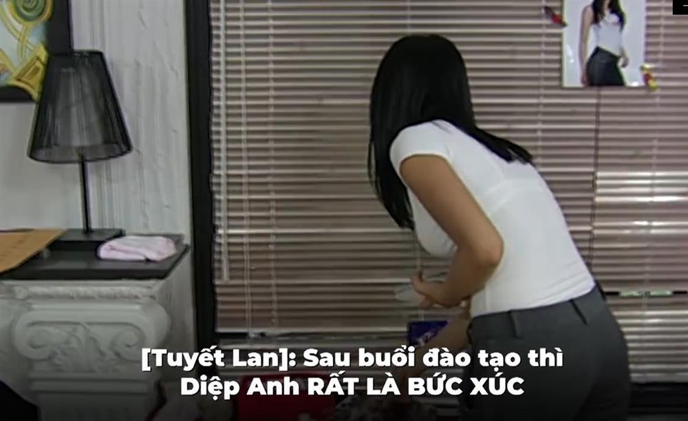 Vợ Cường Đô La bị đào clip to tiếng, giật vali đồng nghiệp-1