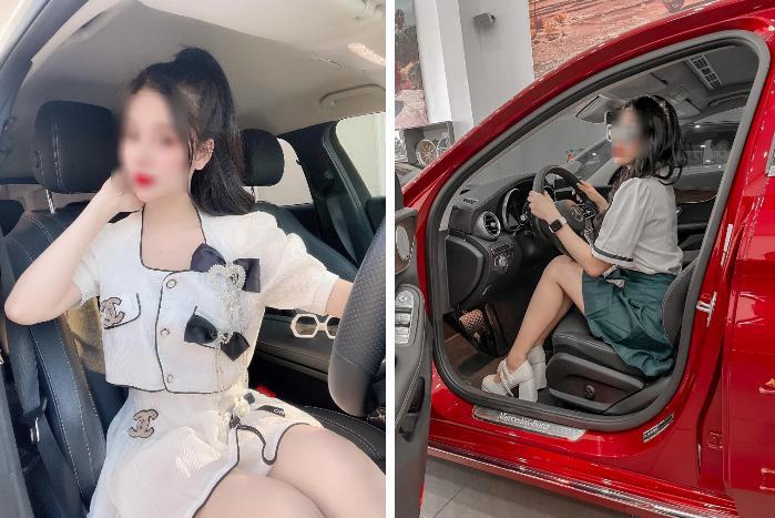 Hội hot girl tài chính sống ảo là chính: Hết khoe body đến show hình bên ô tô-3