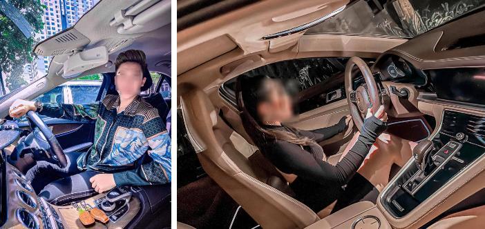 Hội hot girl tài chính sống ảo là chính: Hết khoe body đến show hình bên ô tô-4