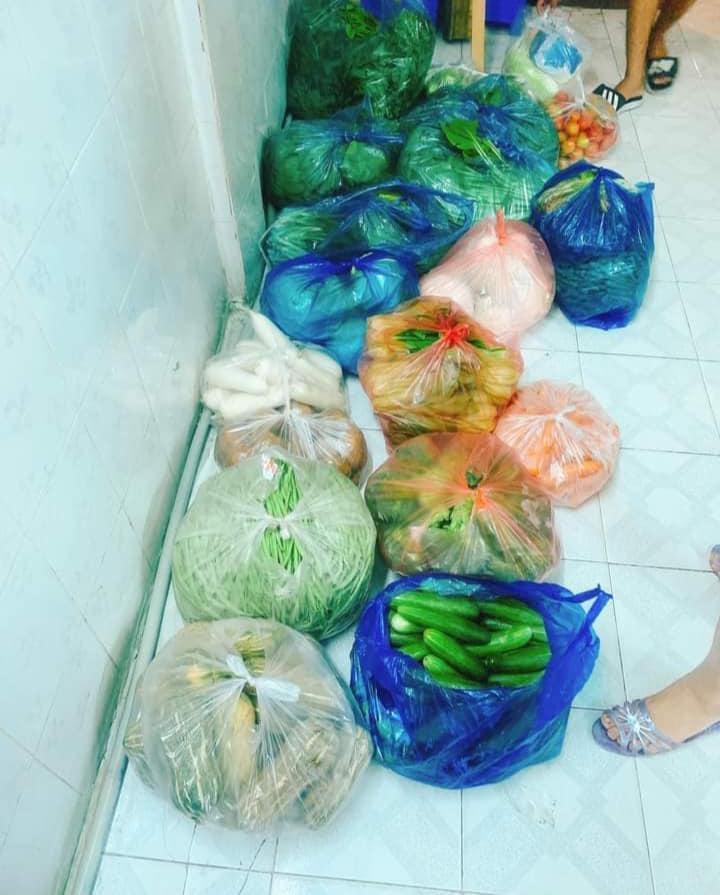 Đặt mua rau củ online mùa dịch Covid-19, cô gái trẻ ở Sài Gòn bị lừa 1,4 triệu đồng-1