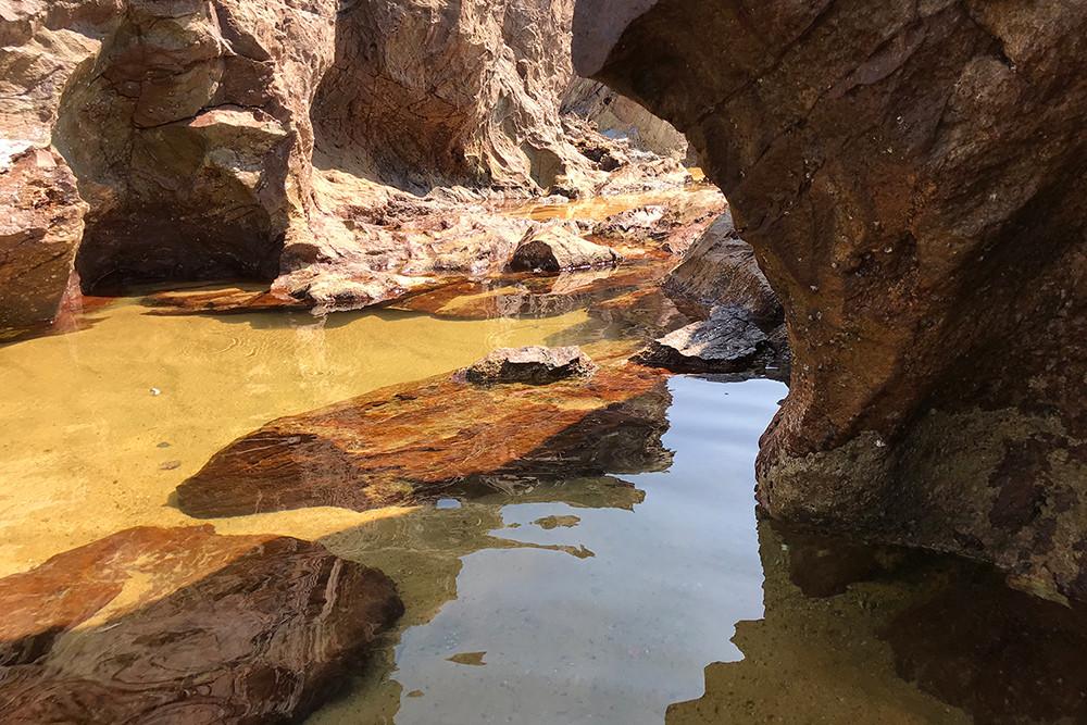 Ấn tượng gành đá Lộ Diêu với nhiều khối đá hình thù kỳ lạ - 8