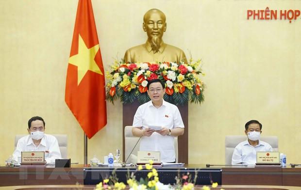 Van dung tu tuong Ho Chi Minh trong hoat dong lap phap hinh anh 1