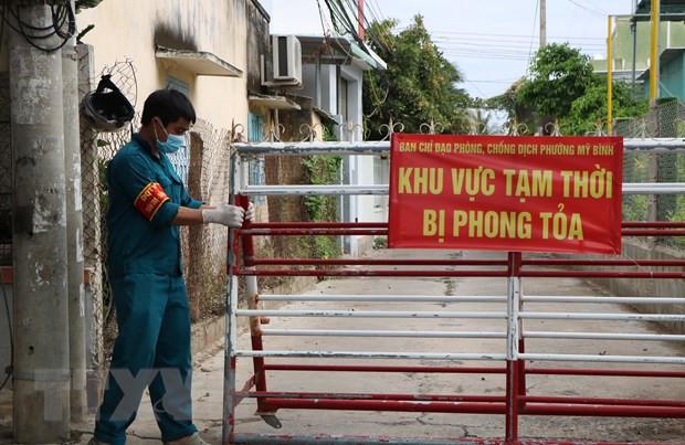 Tra Vinh, Ninh Thuan, Binh Phuoc tich cuc ngan chan dich lay lan hinh anh 1
