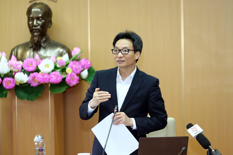 Phó Thủ tướng yêu cầu Bộ GD&ĐT tiếp thu ý kiến góp ý chuẩn tiến sĩ mới - 1