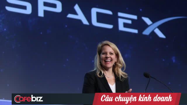 Chủ tịch SpaceX: Nữ kỹ sư tài năng lật đổ định kiến về phụ nữ trong ngành công nghiệp vũ trụ, bắt tay Elon Musk chinh phục không gian - Ảnh 1.