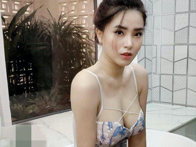 Thời trang bán hàng online mùa dịch của sao Việt bị chê phản cảm - 7