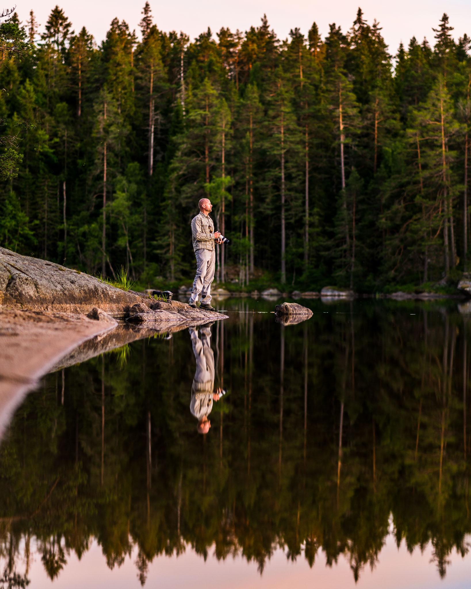 Quyền đi được đi đây đó: tình yêu thiên nhiên của con người Thụy Điển - 8