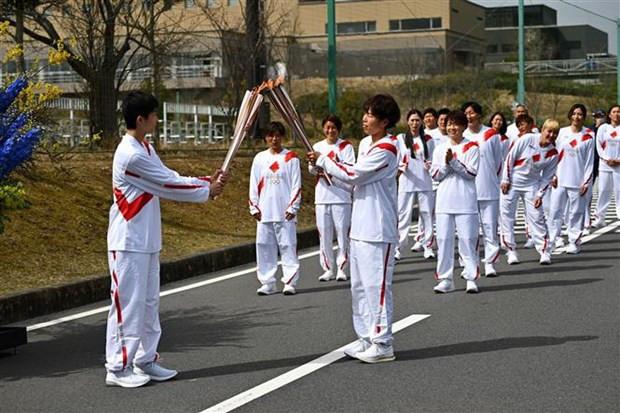 Nhat Ban huy dong gan 60.000 sy quan bao dam an ninh cho Olympic hinh anh 1