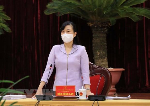 Bac Ninh doi thoai, thao go kho khan cho cac doanh nghiep FDI hinh anh 1