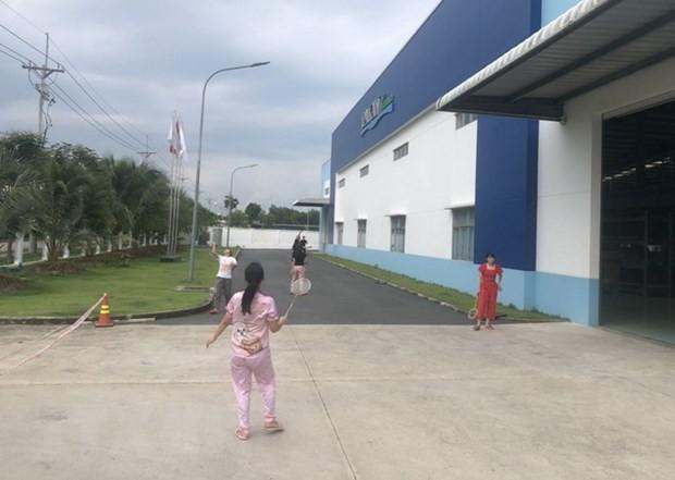 Hai Phong, Dong Nai tiep tuc ghi nhan cac ca duong tinh voi SARS-CoV-2 hinh anh 2