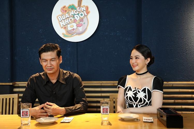 Diễn viên Tiết Cương 'hẹn hò' ca sĩ Lương Bích Hữu sau 10 năm không gặp