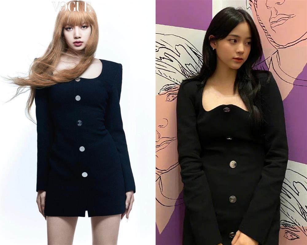 Jennie, Lisa đụng váy tiểu thư với Yoona, Âu Dương Na Na: Ai đẹp hơn?-9