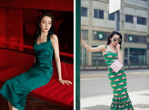 Chân dài hơn 1m, Địch Lệ Nhiệt Ba hiếm khi diện váy ngắn bởi lý do xót xa-1