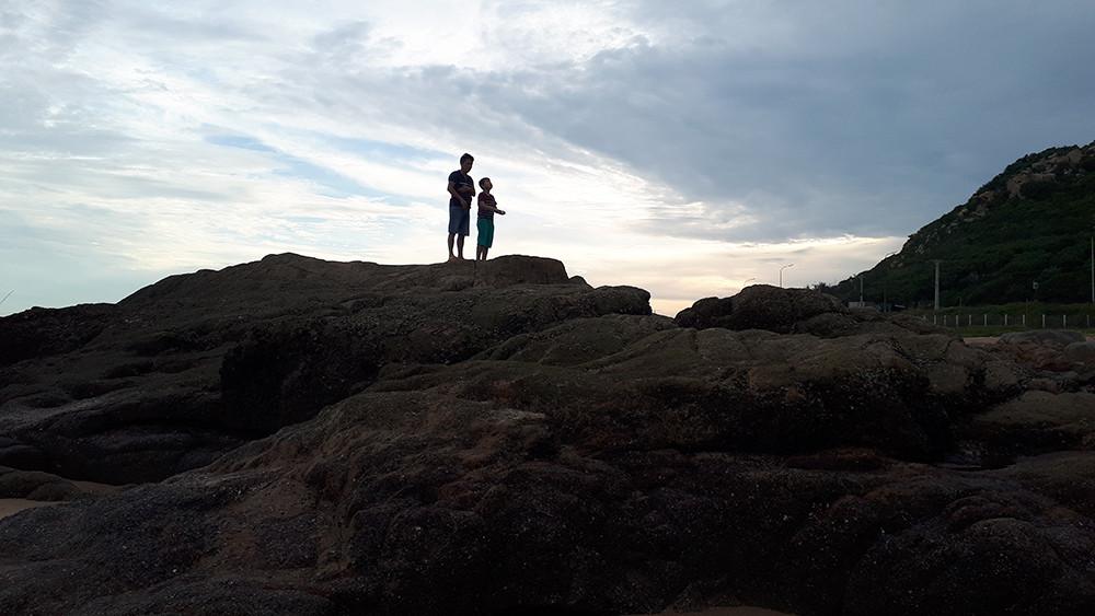 Đèo Nước Ngọt - Bản nhạc giao hưởng giữa núi, đá và biển - 5