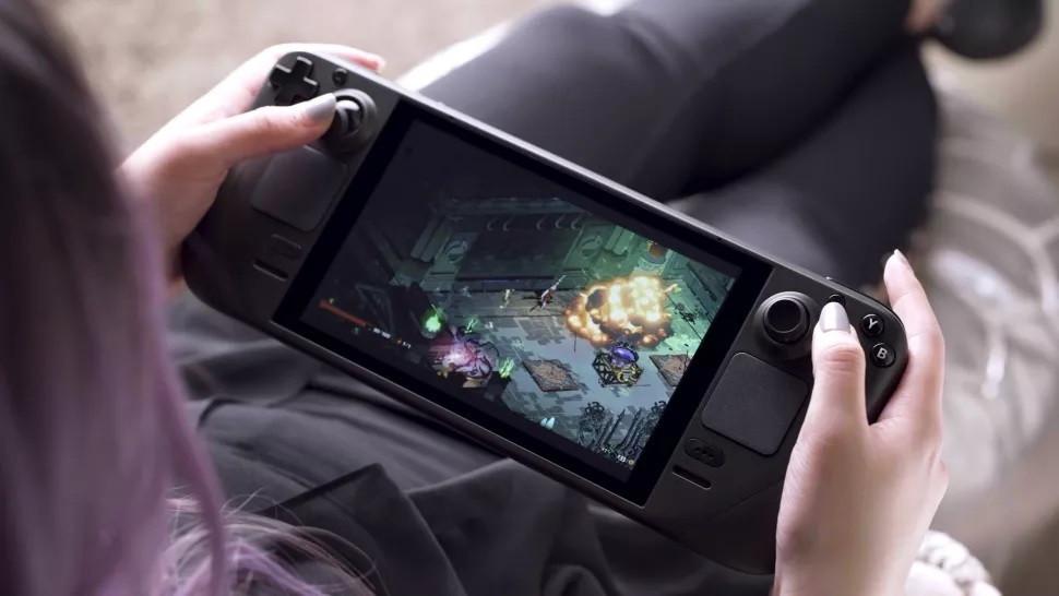 Game thủ Việt ngóng chờ máy chơi game mới của Valve