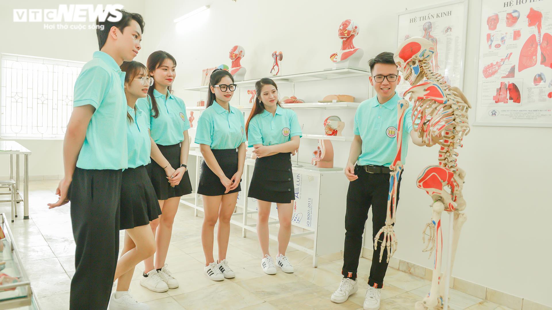 Ngôi trường cho sinh viên 'chọn việc để làm' ở Kinh Bắc - 3
