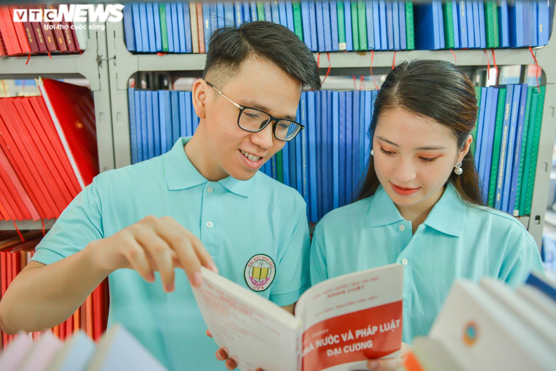 Ngôi trường cho sinh viên 'chọn việc để làm' ở Kinh Bắc - 4