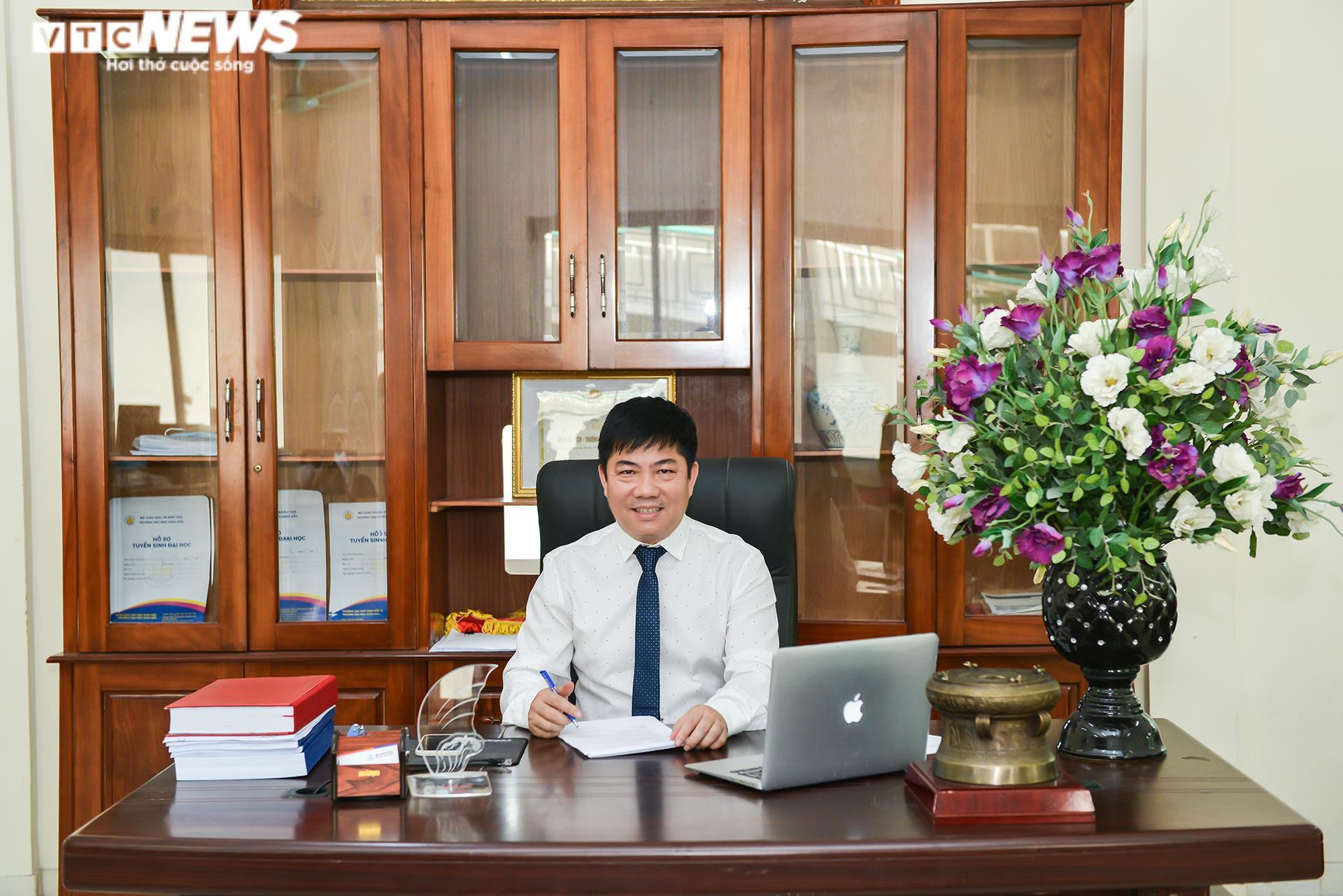 Ngôi trường cho sinh viên 'chọn việc để làm' ở Kinh Bắc - 2
