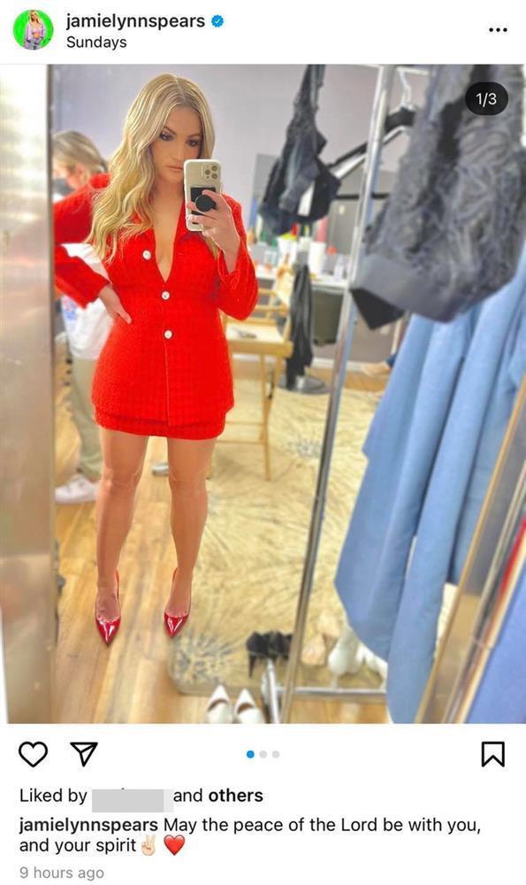 Britney Spears nổi điên công khai dằn mặt em gái trơ tráo, giả tạo-3