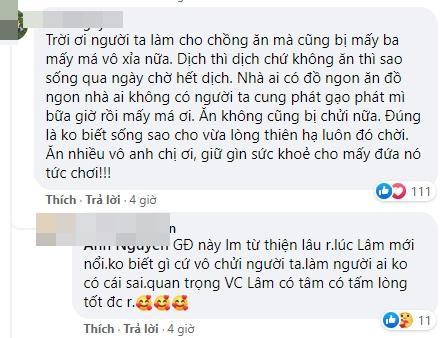Lê Dương Bảo Lâm bị xỉa xói vì khoe đồ ăn đắt đỏ giữa mùa dịch-2
