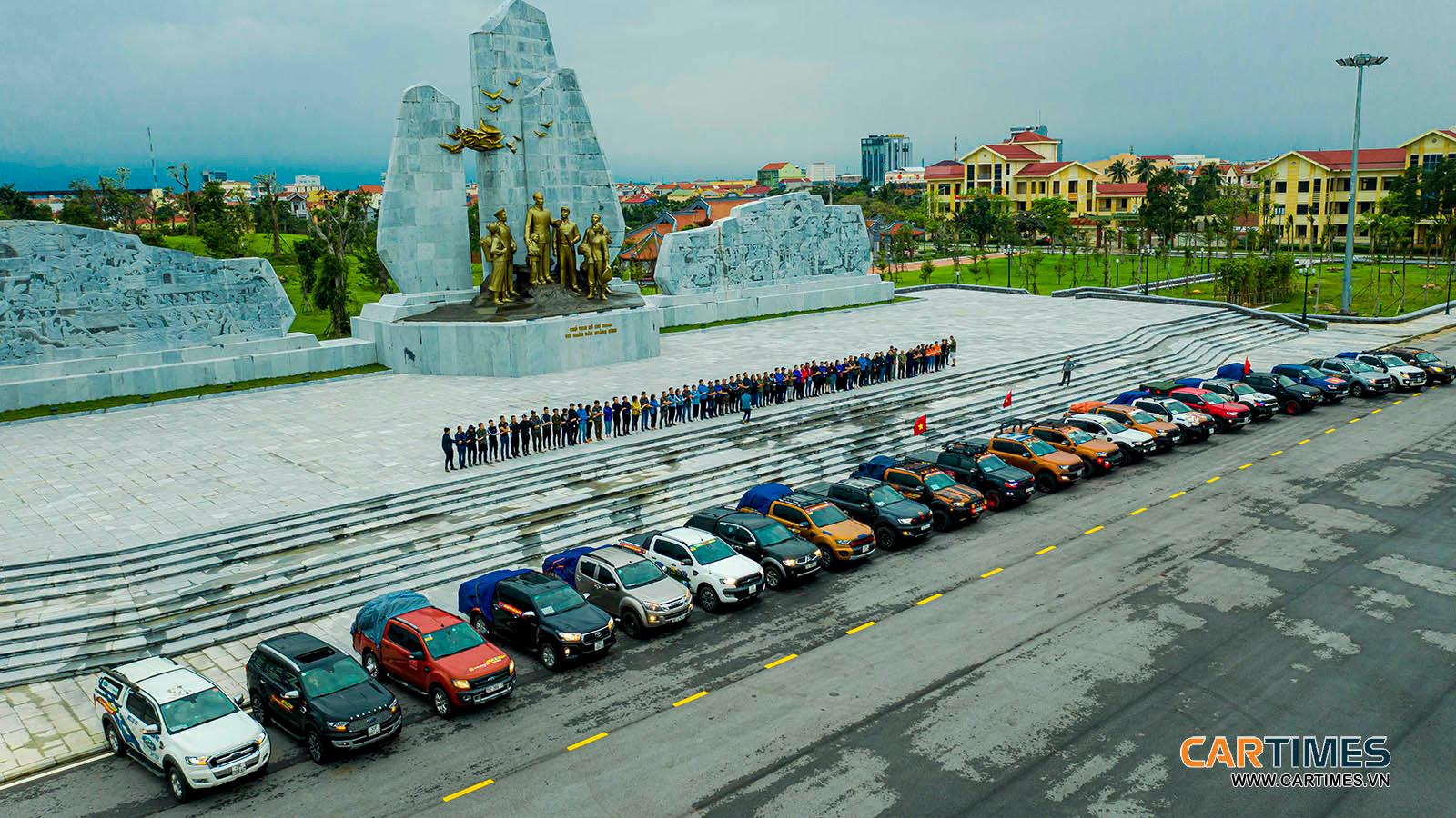 Cộngđồng người sử dụng xe Ranger ngàycàng phát triển tại Việt Nam