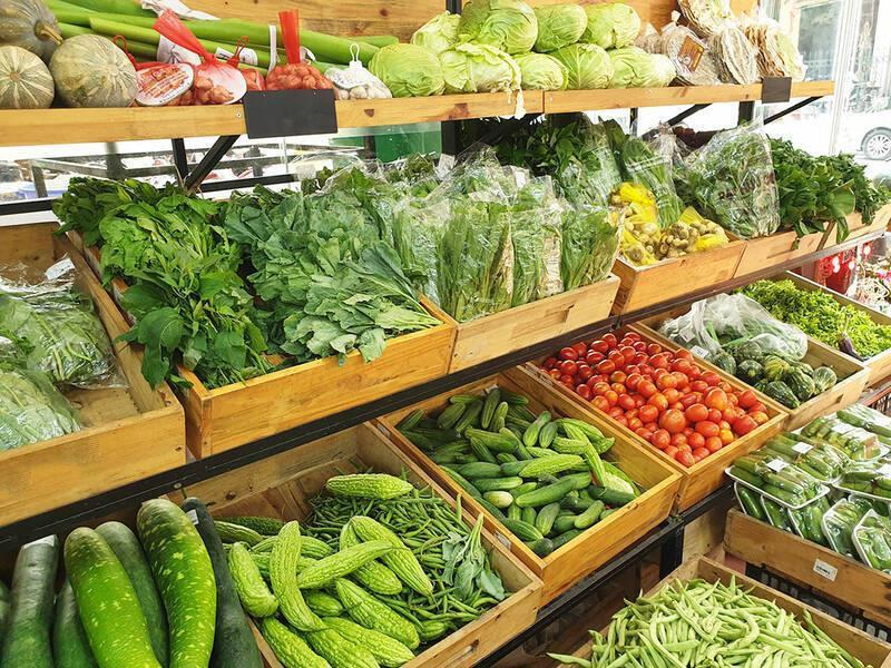 Sở Công Thương TP.HCM: Thực phẩm, rau củ ở thành phố không còn khan hiếm - 2