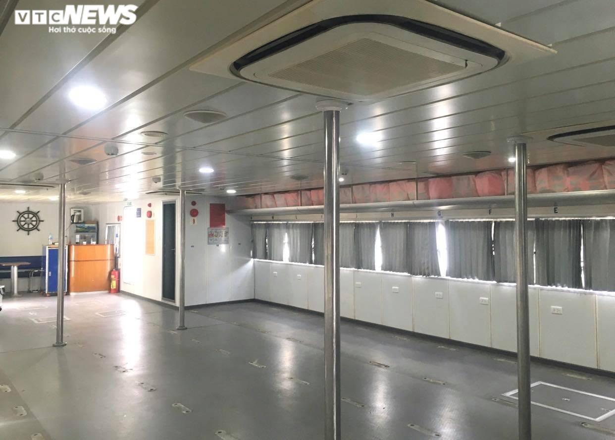 Rau củ quả từ miền Tây khởi hành về TP.HCM trên con tàu chở khách giá triệu USD - 3