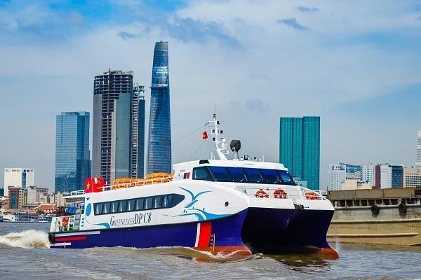 Bộ GTVT ủng hộ dùng tàu cao tốc vận chuyển hàng hóa cho các tỉnh miền Nam - 1