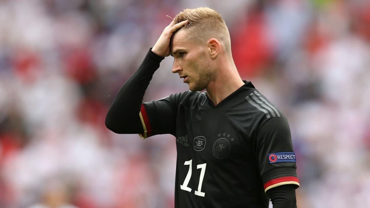 Chelsea tính bán Timo Werner (Ảnh: Getty).