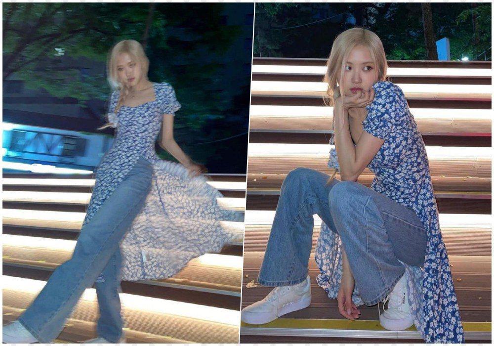 Mix quần jeans với váy dài lạc quẻ: Jessica vẫn đỉnh cao - Ngọc Trinh chán hẳn-1