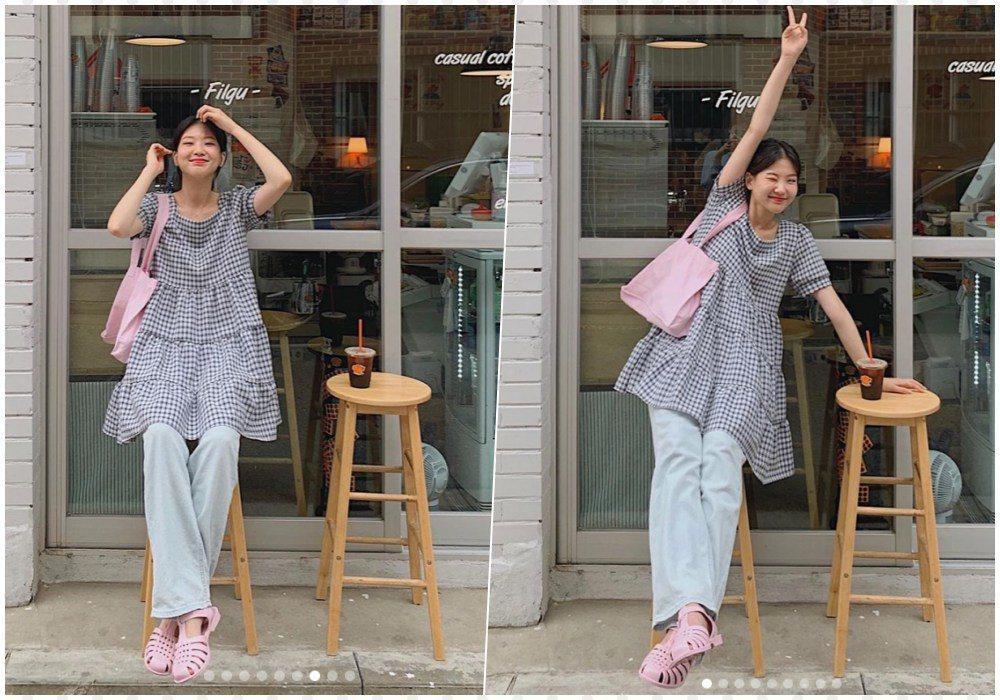 Mix quần jeans với váy dài lạc quẻ: Jessica vẫn đỉnh cao - Ngọc Trinh chán hẳn-9