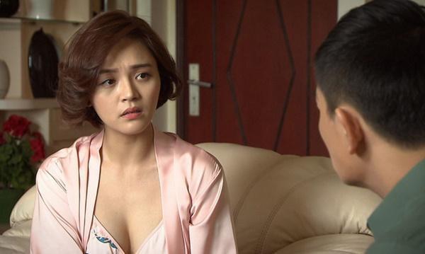 Dàn tình cũ khó ưa, không rủ cũng tới trong phim Việt-7