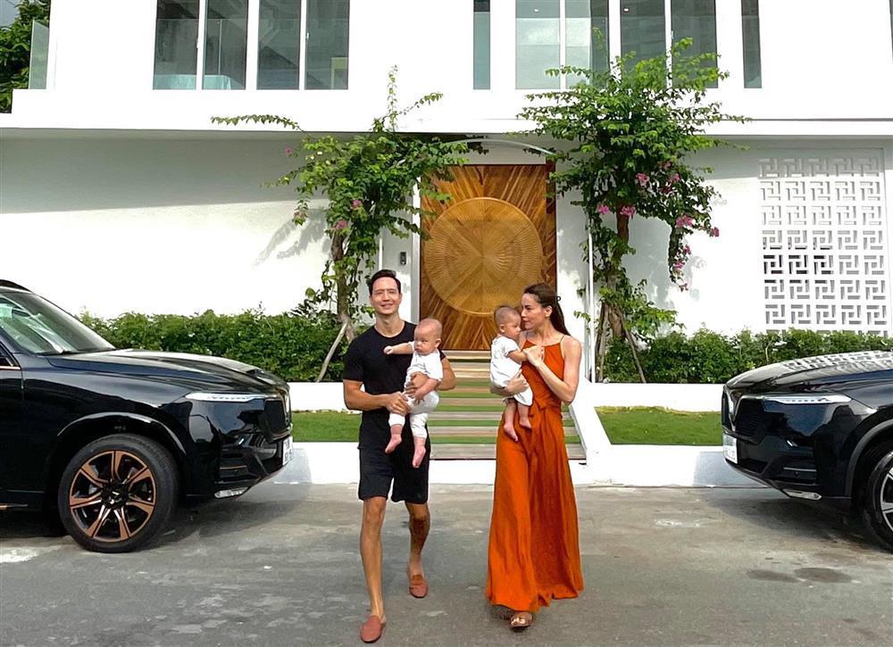 Kim Lý hứa làm ông nội trợ giỏi trong biệt thự mới của Hồ Ngọc Hà-14