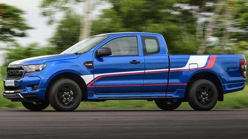 Thân xe Ford Ranger XL Street Special Edition