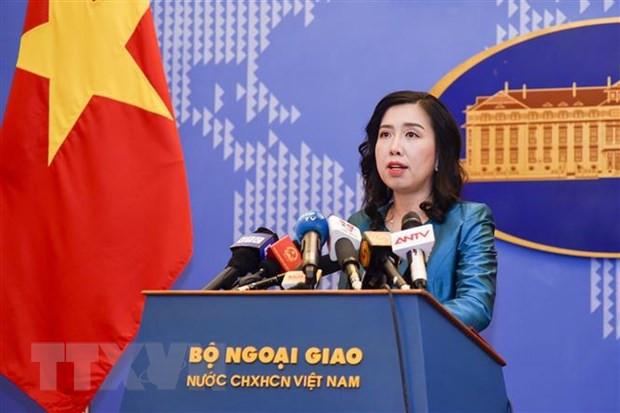 Thoa thuan chinh sach ty gia mo ra co hoi hop tac giua Viet Nam-Hoa Ky hinh anh 1
