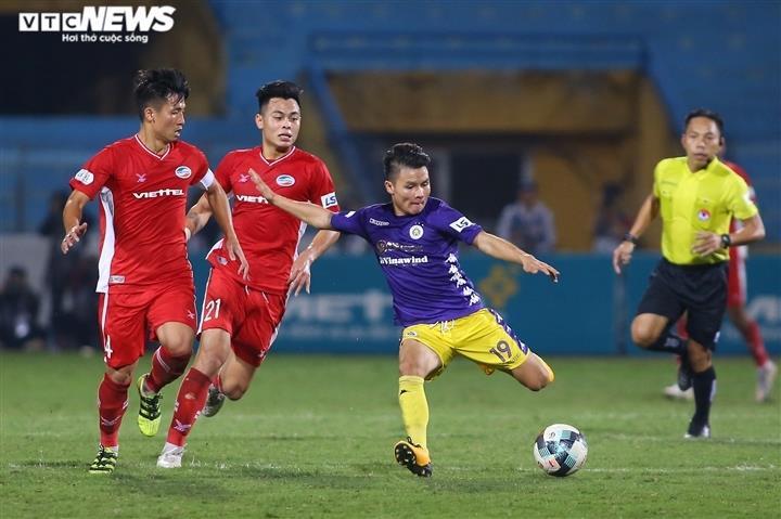 Tuyển Việt Nam thi đấu được, sao VPF muốn hoãn V-League sang năm 2022? - 1