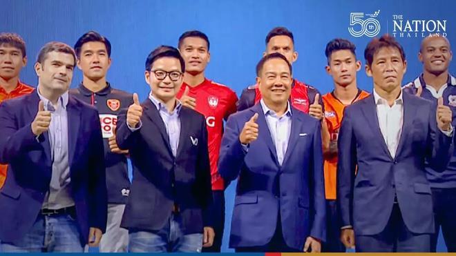 Bài học Thái Lan là gợi ý cho mùa giải V-League bão tố - 1