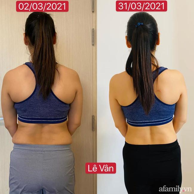 Giấu chồng đi đánh mỡ bụng, uống thuốc giảm cân vẫn thất bại, mẹ trẻ giảm liền 10kg trong 3 tháng nhờ ăn kiểu này-7