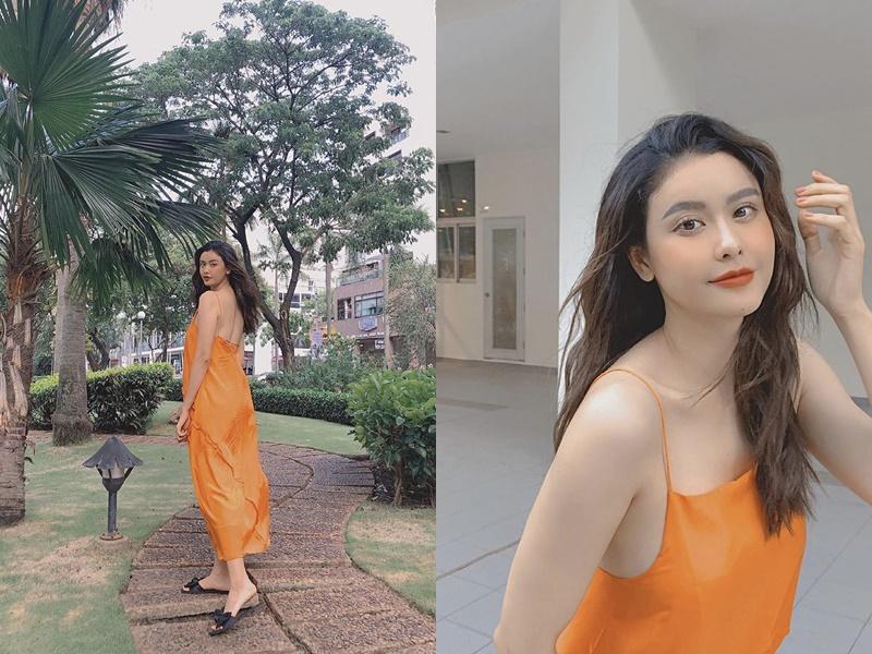 Phối trang phục sắc cam sang chảnh ngày hè như Hà Hồ, Ngô Thanh Vân-8
