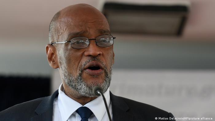 Hậu vụ ám sát Tổng thống Haiti: Thủ tướng mới ra mắt