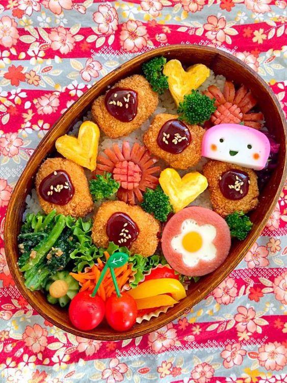 Chỉ là cơm hộp mà sao Bento lại trở thành những 'tuyệt phẩm' ở Nhật Bản - 1