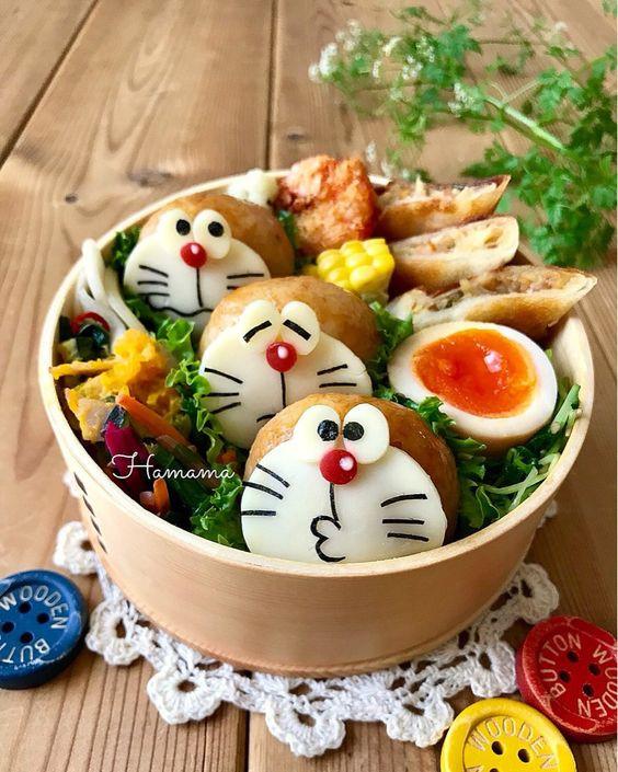 Chỉ là cơm hộp mà sao Bento lại trở thành những 'tuyệt phẩm' ở Nhật Bản - 7