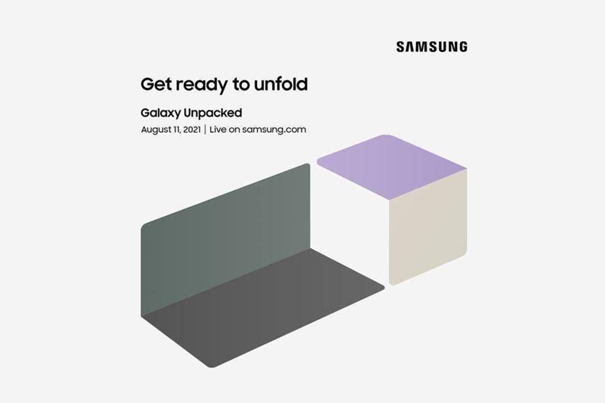 Samsung ra mắt smartphone gập mới vào ngày 11/8