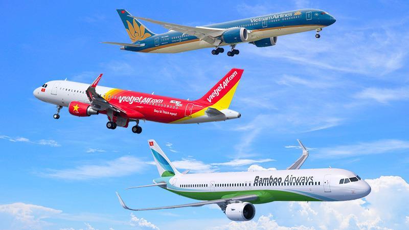 Hai phương án dừng đường bay, giảm khách để chống dịch của hàng không - 1