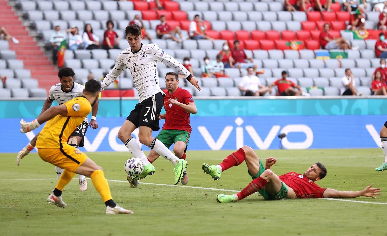 Đội tuyển Đức đè bẹp Bồ Đào Nha: Cỗ máy chiến thắng trở lại - 2