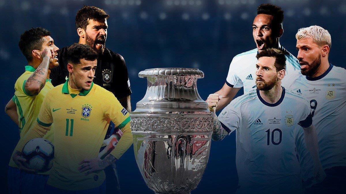 Trực tiếp bóng đá Brazil vs Argentina chung kết Copa America 2021 - 15