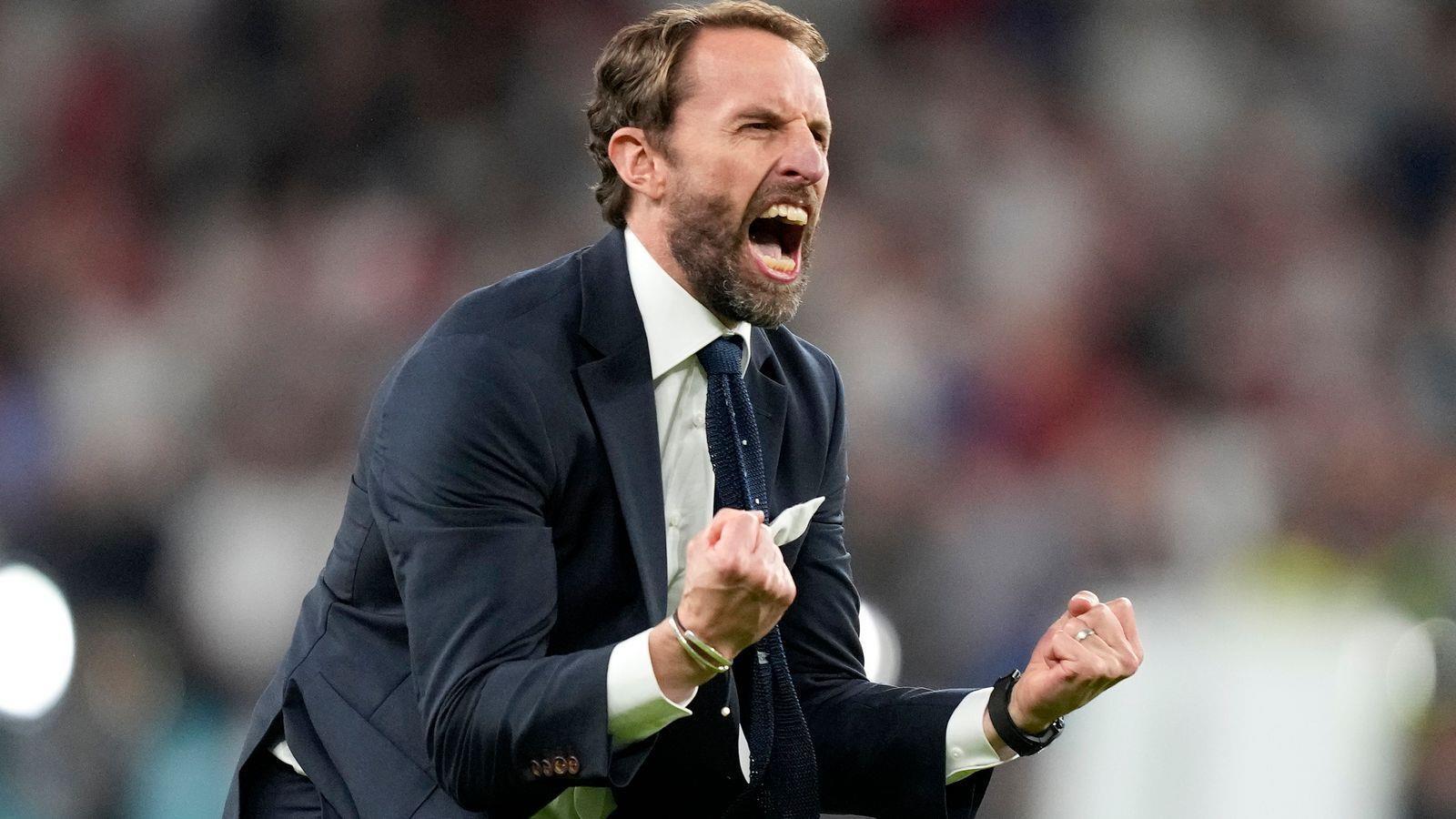 EURO 2020 ngày 11/7: HLV Southgate tuyên bố sẵn sàng 'mang cúp về nhà' - 1